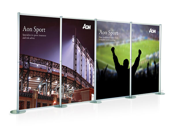 Aon - Sport Display