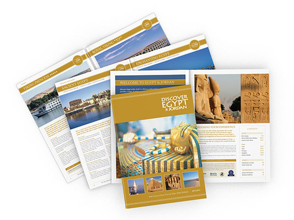 Discover Egypt - Brochure